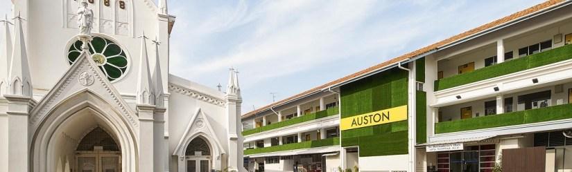 Auston campus
