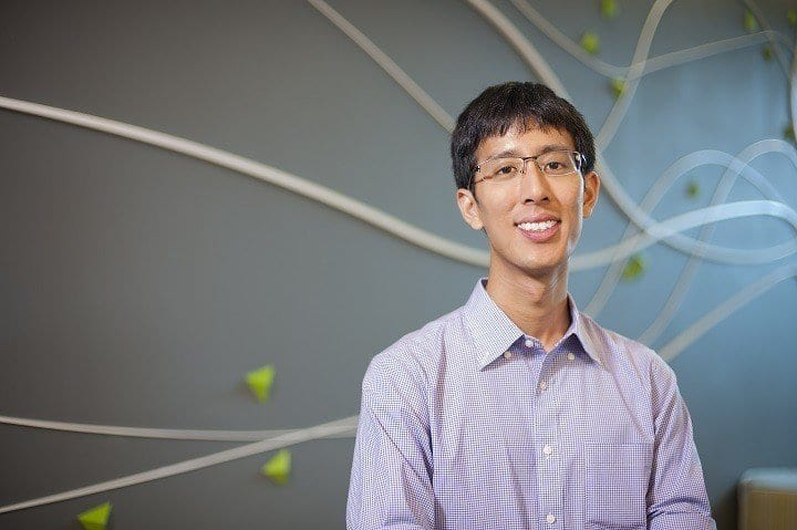 My Scholarship Journey - Benjamin Choi
