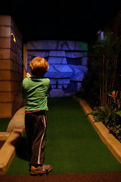 The Lost City Golf, Nottingham