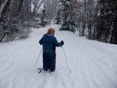 Family Ski in Obergurgl Austria