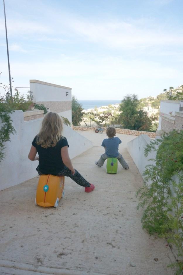 trunki races at james villas