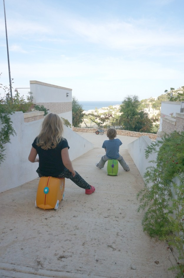 trunki races at james villas