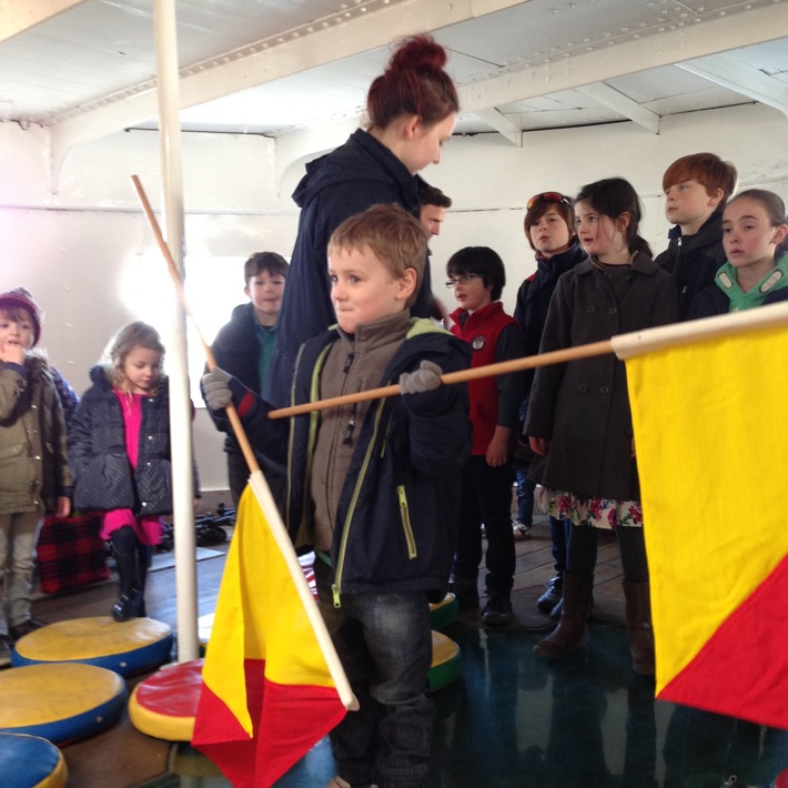 Our Day Out At Chatham Dockyard, Kent-11