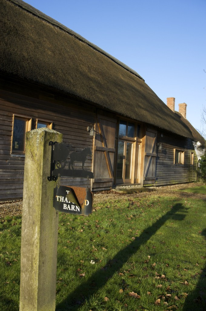 Thatched Barn, Kent