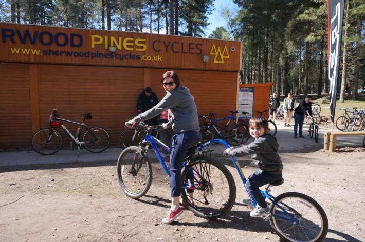 Sherwood Hideaway and Sherwood Pines Cycles - 03