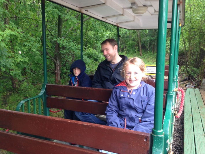 Conkers Centre, National Forest, Bushcraft and Barefoot Trail - 19
