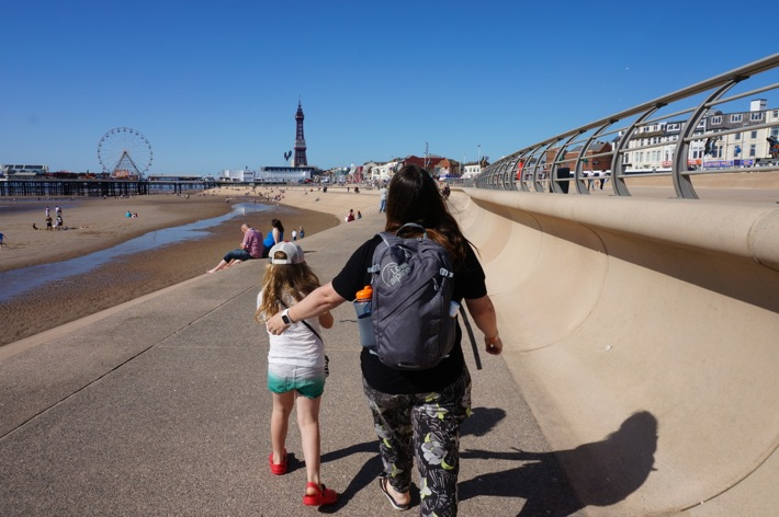 Family Travel Hacks the Day Out Rucksack