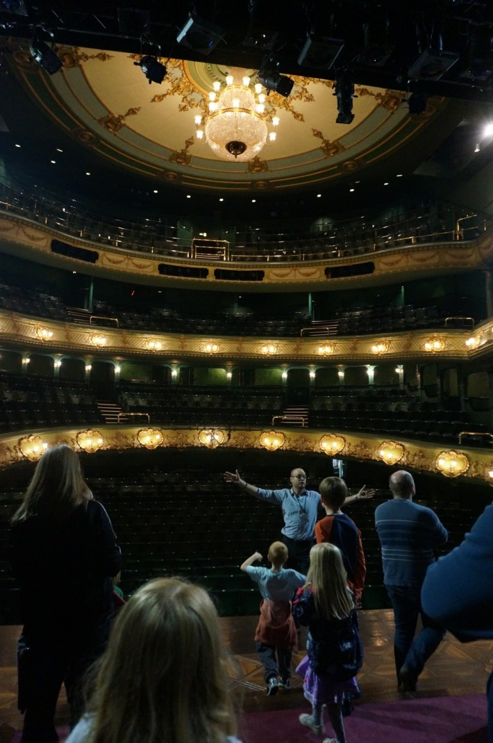 Nottingham Theatre Royal and Concert hall