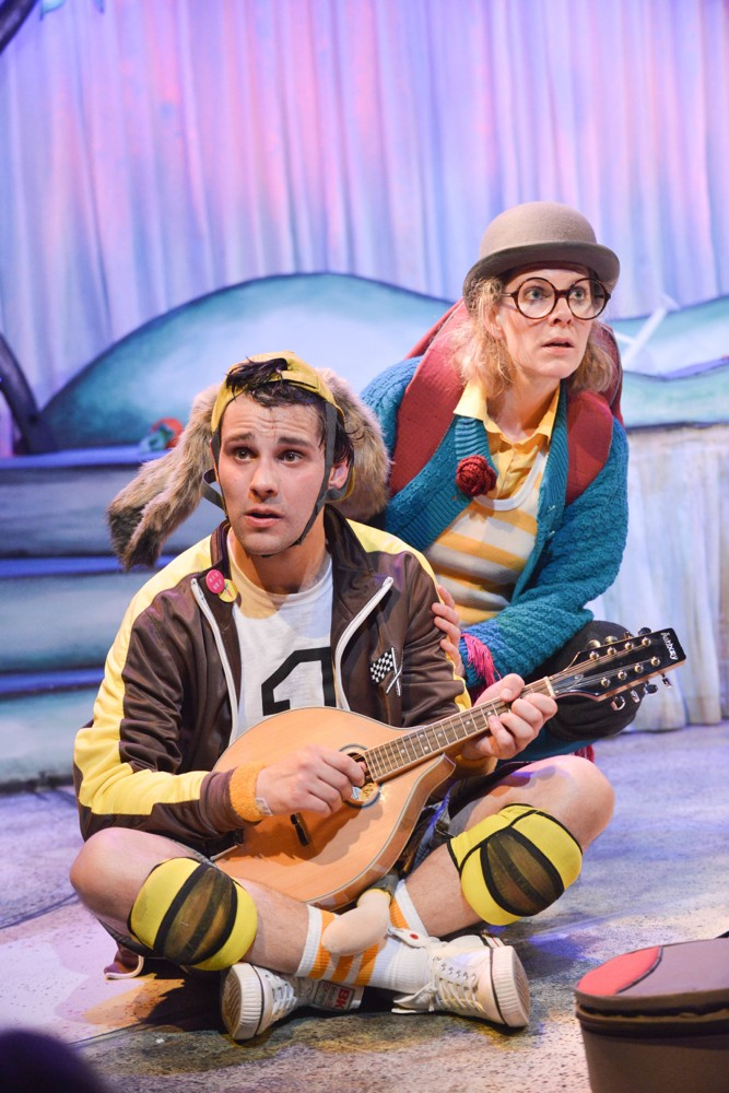 Hare and the Tortoise, Nottingham Playhouse