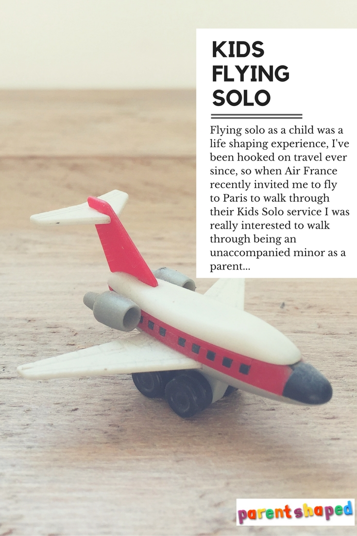 Have your kids ever flown solo? I've been checking out the Air France Kids Solo Transit Lounges. Air France fly more unaccompanied children than any other airline, making them a company of reference for this service, raising a new generation of confident travellers.