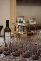 Red wine tasting at Weaver's Wine