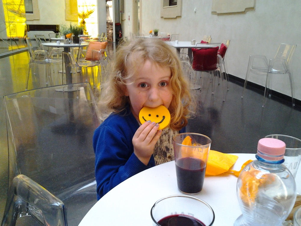 bologna with kids