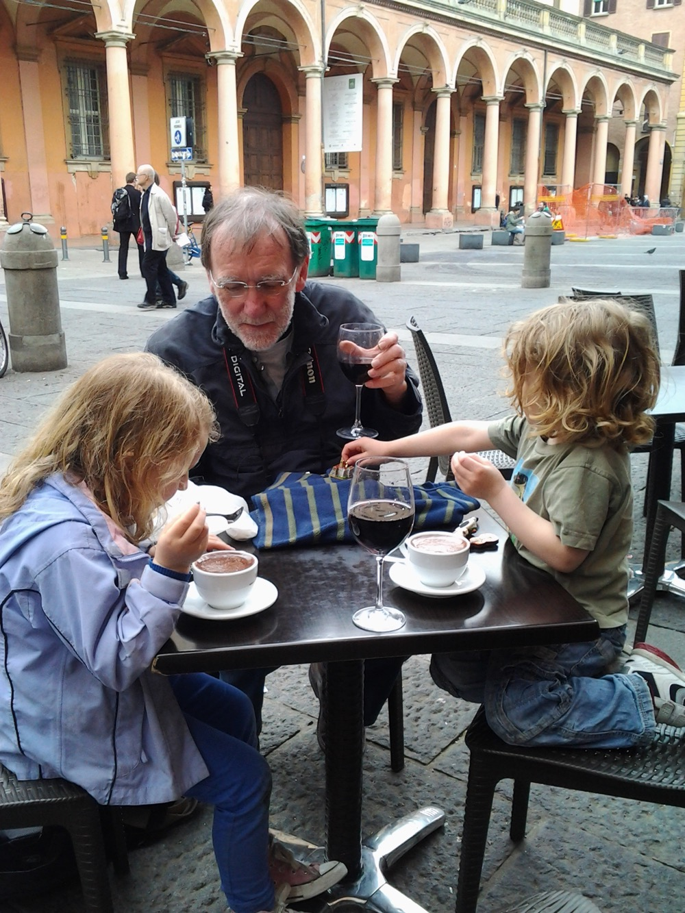 Family City Break Inspiration: Bologna and lots more!