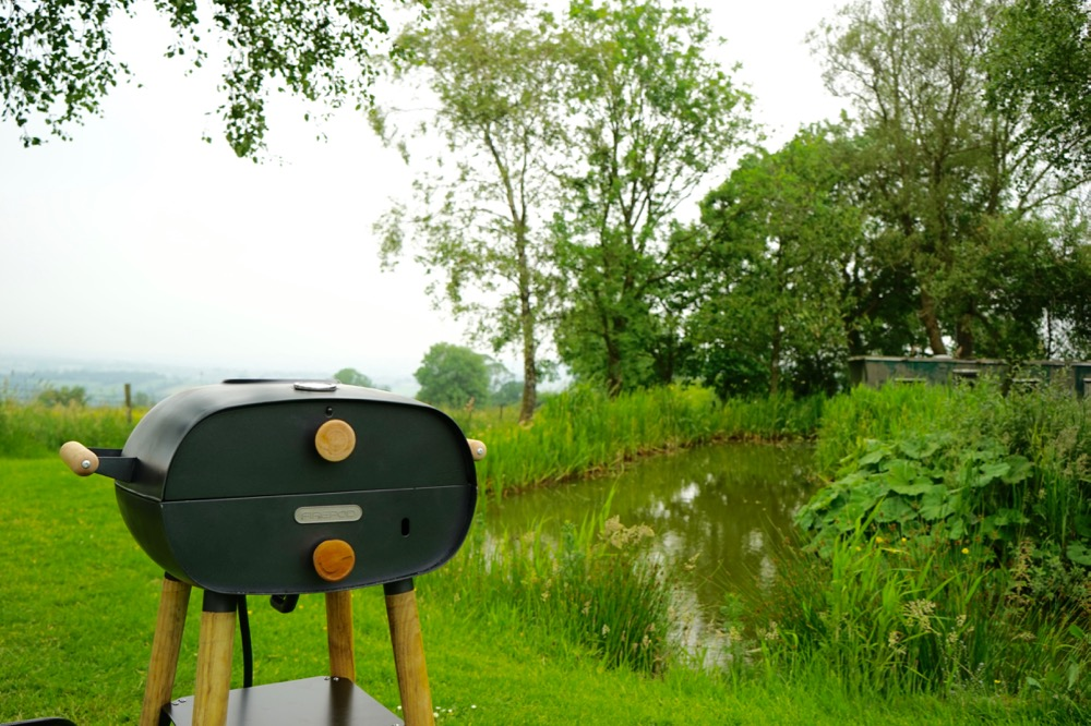 Pizza Friday, cooking with the Firepod gas fired pizza oven