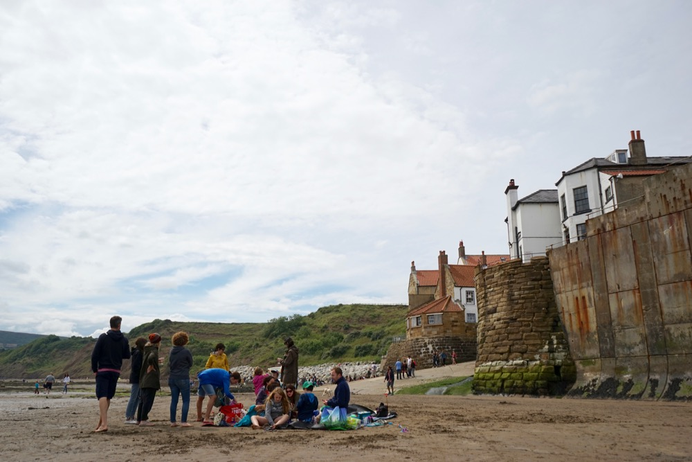 A stay at Boggle Hole Youth Hostel, near Robin Hood's Bay, Yorkshire, UK