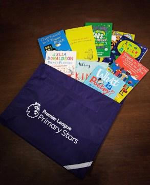 PLWS Book Bag