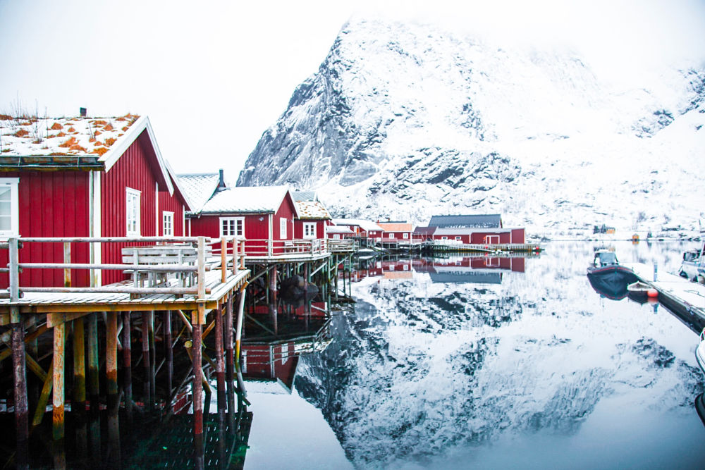 Best winter holidays - Norwegian fjords cruise