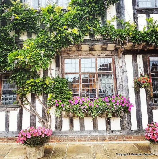 Lavenham - things to do in suffolk
