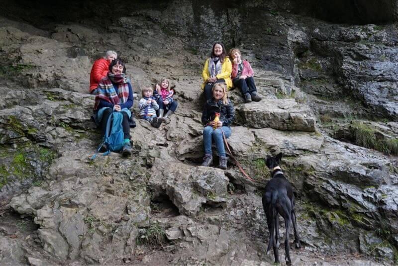 Caves, Dovedale, Peak District