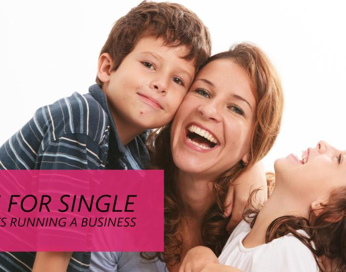 #PIB13 Tips for single parents running a business