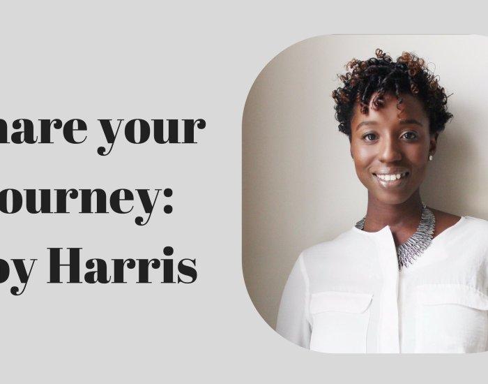#PIB23 Share your journey: Joy Harris