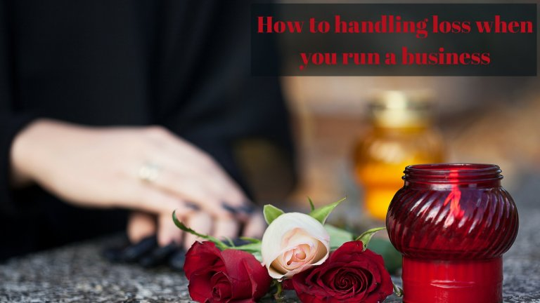 How to handling loss when you run a business