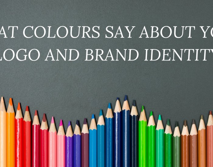 What Colours Say About Your Logo And Brand Identity