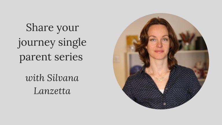 Share your journey single parent series W/ Arianna Steigman