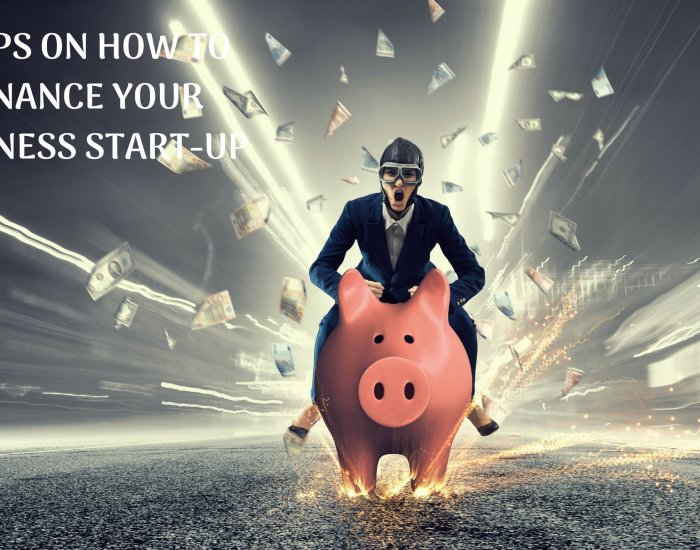 5 tips on how to finance your business start-up