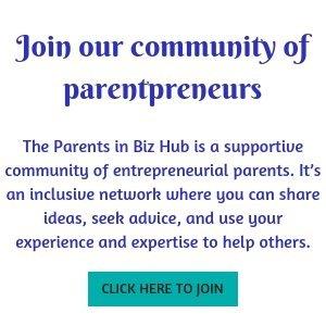 Parents in Biz online community