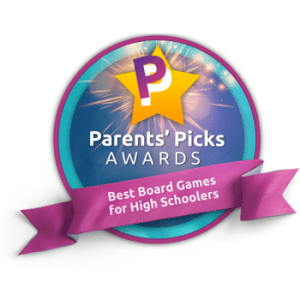 Award Winning Board Games for Your High School Student