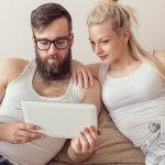 parents reading