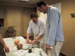 Bernie Dorsey teaching Conscious Fathering