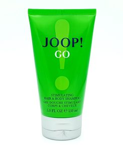 joop! go stimulating hair & body shampoo