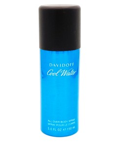 davidoff cool water all over body spray