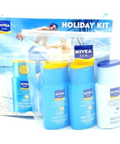 Nivea Sun Holiday Kit 3x75ml