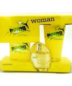 Puma Jamaica Woman Gift Set 30ml Eau de Toilette + 200ml Happy Shower gel