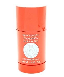 Davidoff Champion Energy 70g Deodorant Stick