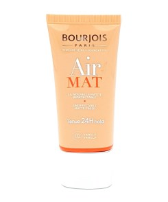 Bourjois Air Mat Foundation 02 Vanilla