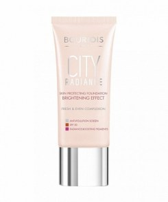 Bourjois City Radiance Foundation 02 Vanille