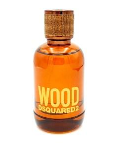 Dsquared2 Wood 100ml Eau de Toilette pour Homme