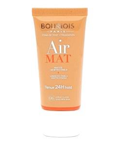 Bourjois Air Mat Foundation 06 Golden Sun