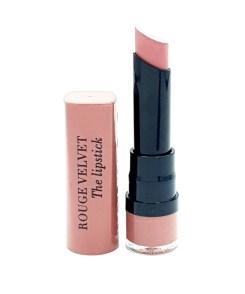 Bourjois Rouge Velvet The Lipstick 32 Choupi'nk