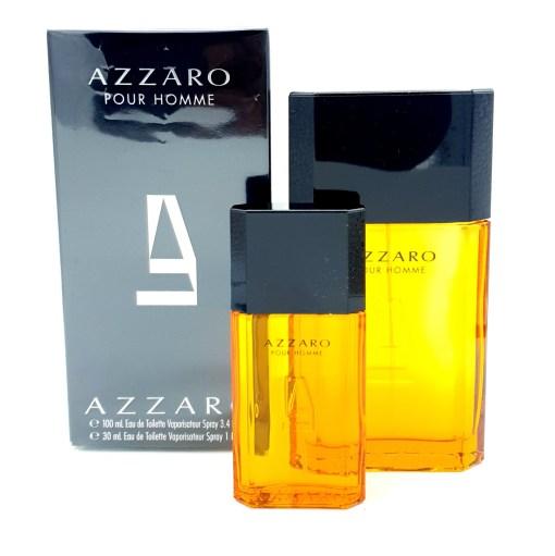 Azzaro pour Homme Gift Set 30ml + 100ml Eau de Toilette