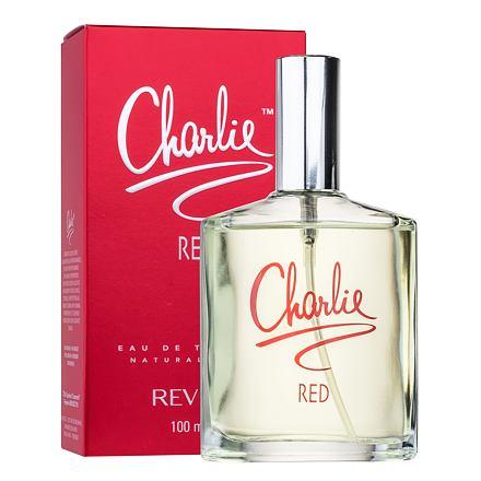Revlon Charlie Red Eau de Toilette 100 ml f�r Frauen