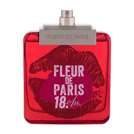 Fleur De Paris 18. Arr. Eau de Parfum 100 ml Tester f�r Frauen