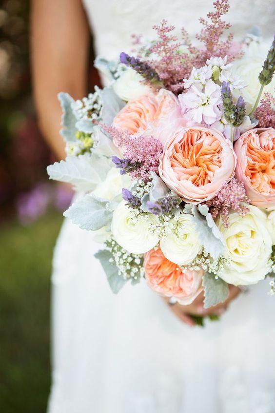 stunning wedding bouquet with the david austin wedding rose juliet i love how this bouquet