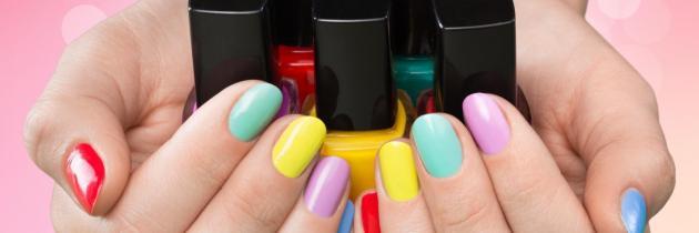 Модні відтінки лаку для нігтів. Літо 2015