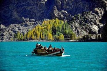 Attabad Lake, Upper Hunza Valley