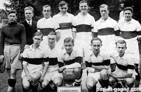 Olympique Lillois 1932/1933